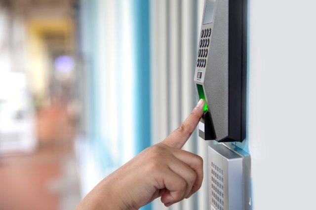 Fingerprint lock